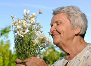 New alzheimers smell testing