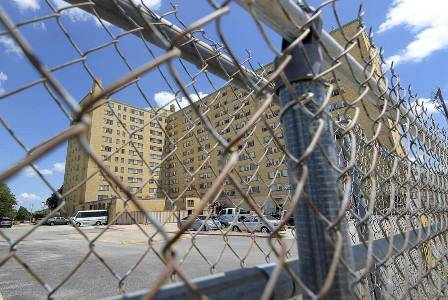 Westchester Plaza residents must move out